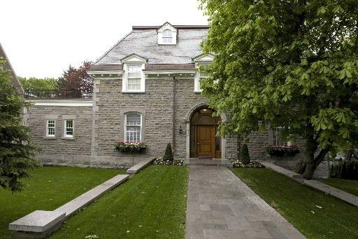 La vente de maisons et condos de luxe recule dans le Grand Montréal. Au premier... (Photo Alain Roberge, La Presse)