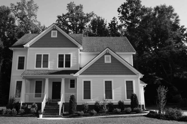 co t d 39 une maison neuvele prix co tant plus la marge b n ficiaire en vedette. Black Bedroom Furniture Sets. Home Design Ideas