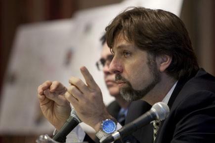 Le maire de l'arrondissement du Plateau-Mont-Royal, Luc Ferrandez,... (Photo: André Pichette, La Presse)