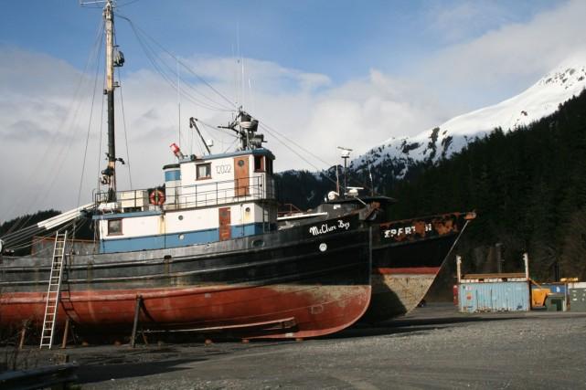 L'industrie de la pêche au hareng s'est effondrée... (Photo: AP)