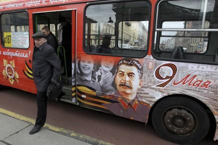 L'attitude envers Staline est ambiguë en Russie où... (Photo: Reuters)