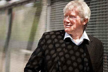 Georges Nicholson a consacré plus de trois ans... (Photo François Roy, La Presse)