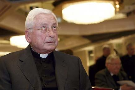 Le pape Benoît XVI a accepté la démission... (Photo: archives AP)
