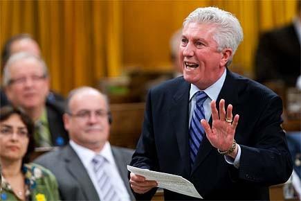 Les propos du chef du Bloc québécois n'ont... (Photo: Sean Kilpatrick, archives PC)