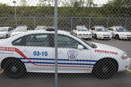 Depuis quatre ans, la surveillance du quartier général... (Photo: Robert Skinner, La Presse)