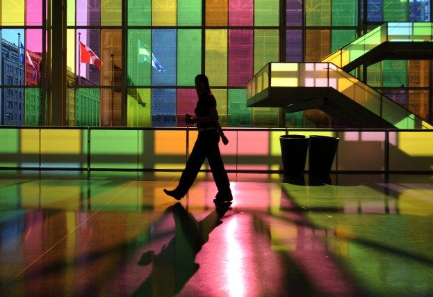 La popularité de Montréal pour l'organisation d'événements internationaux... (PHOTO BERNARD BRAULT, ARCHIVES LA PRESSE)