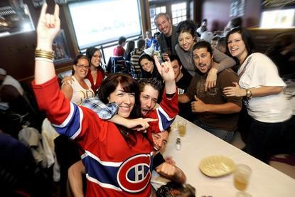 Depuis la conquête de la coupe Stanley par le Canadien de Montréal en 1986,... (Imacom, Jocelyn Riendeau)