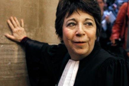 L'ancienne ministre française de l'Environnement Corinne Lepage, l'une... (Photo: Charles Platiau, Reuters)