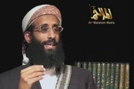 L'imam radical yéménite Anwar al-Aulaqi.... (Photo AFP)