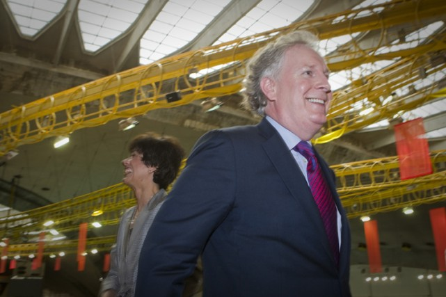 La ministre de l'Éducation, du Loisir et du... (Photo: André Pichette, La Presse)