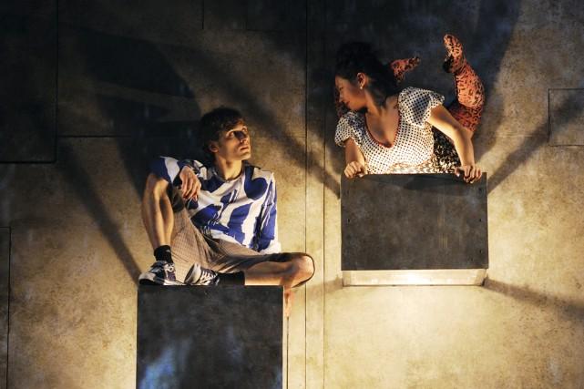 La participation du Cirque du Soleil permettra à... (Photo: fournie par le Cirque Éloize)
