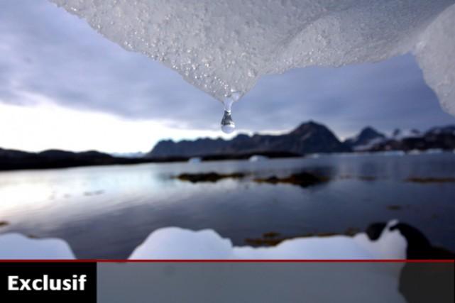 Le réchauffement climatique est l'enjeu sur lequel les... (Photo: AP)