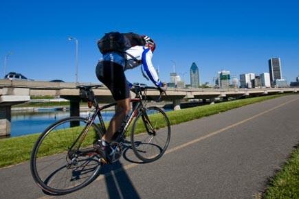 Existe-t-il une culture du vélo à Montréal? «Elle... (Photo: Martin Tremblay, La Presse)