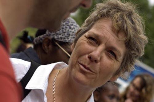 L'environnementaliste Chantal Rouleau a été élue hier soir... (Photo: David Boily, La Presse)