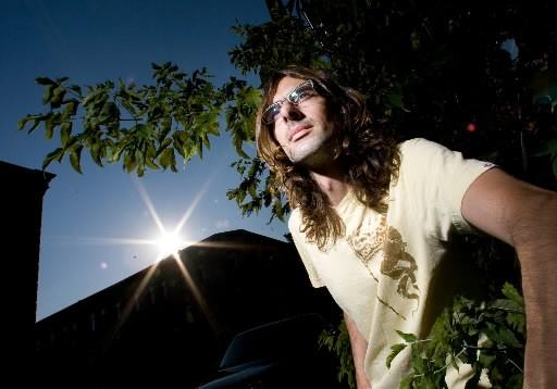 Maxime Morin, alias DJ Champion.... (Archives La Presse)