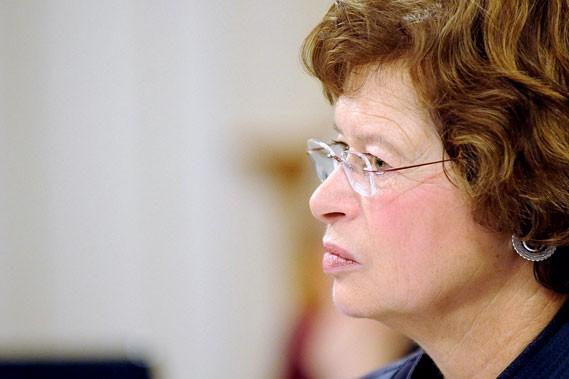Marie Malavoy, porte-parole péquiste en matière de développement... (Photothèque Le Soleil, Steve Deschênes)