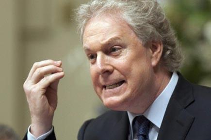À l'exception d'abuser systématiquement de l'immunité parlementaire pour... (Photo: Jacques Boissinot, PC)