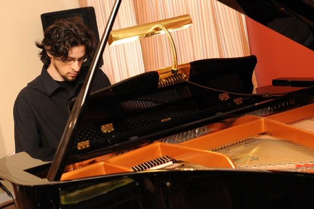 Tristan Longval-Gagné... (Photo: La Presse)