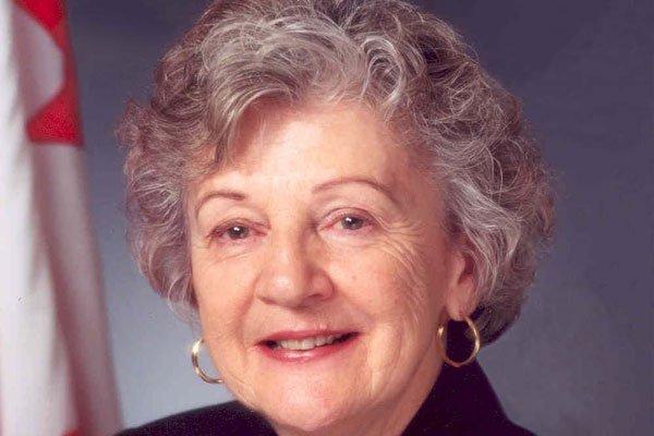 La sénatrice Maria Chaput... (Archives, LeDroit)