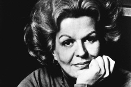 Maureen Forrester, une contralto montréalaise de renommée internationale, est... (Archives PC)