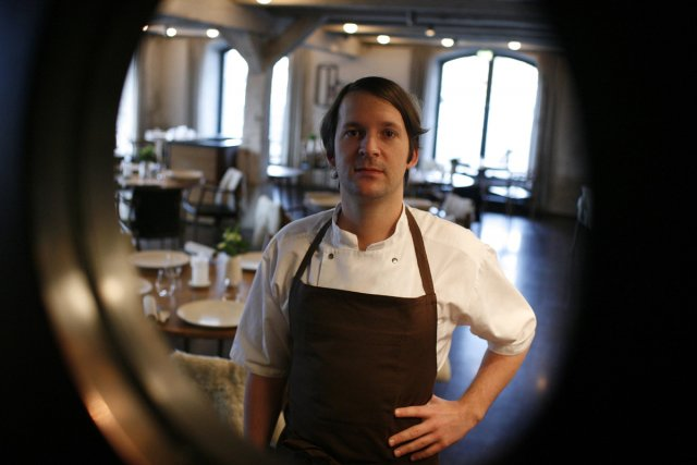 René Redzepi, le chef du restaurant Noma, à... (Photo: Reuters)