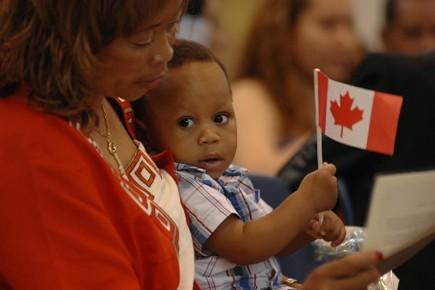 Le Canada est considéré comme un pays accueillant... (Archives La Presse)