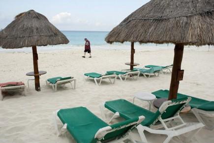 L'économie mexicaine a été durement touchée par les... (Photo: Reuters)