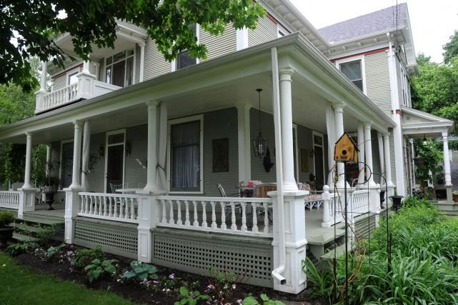 Une maison une passion isabel authier actualit s - Maison de style victorien ...