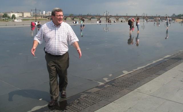 Outre les projets ludiques, l'opération séduction du maire... (Le Soleil, François Bourque)