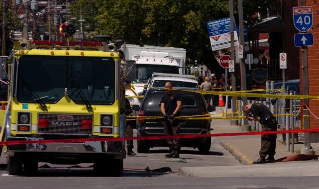 La Sûreté du Québec et la Sécurité publique... (PHOTO: FRANÇOIS GERVAIS)