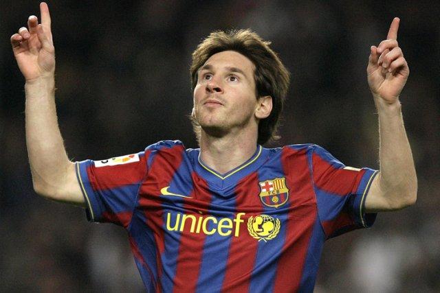 Lionel Messi a remporté les trois derniers Ballon... (Photo: AFP)