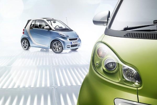 La Smart ForTwo offre quelques retouches mineures pour... (Photo fournie par Smart)