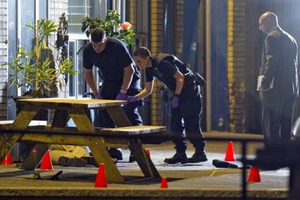 Le meurtre d'Agostino Cuntrera, la semaine dernière, constitue... (Photo: Alain Roberge, archives La Presse)