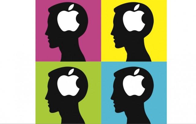 Depuis l'acquisition d'Apple, la majorité des employés de... (Infographie Le Soleil)