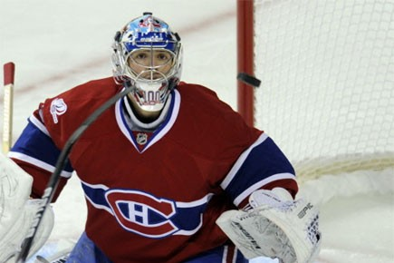 Carey Price va-t-il enfin la connaître, sa grosse... (Photo: Bernard Brault, La Presse)