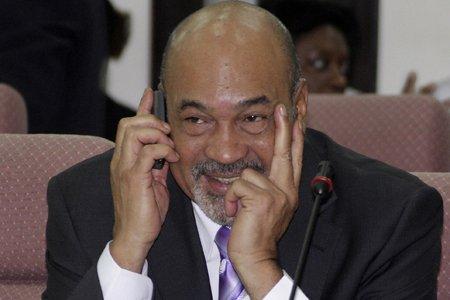 Desi Bouterse... (Photo: Reuters)
