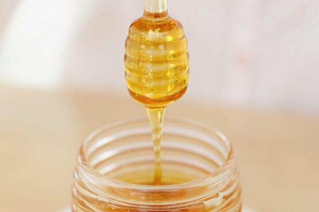 Le miel, employé depuis des millénaires pour traiter les brûlures,  les... (Photos.com)