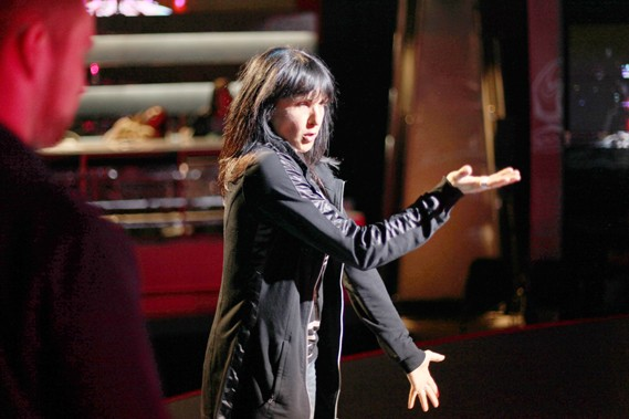 Geneviève Dorion-Coupal a chorégraphié des spectacles aussi différents... (Photo fournie par Geneviève Dorion-Coupal)