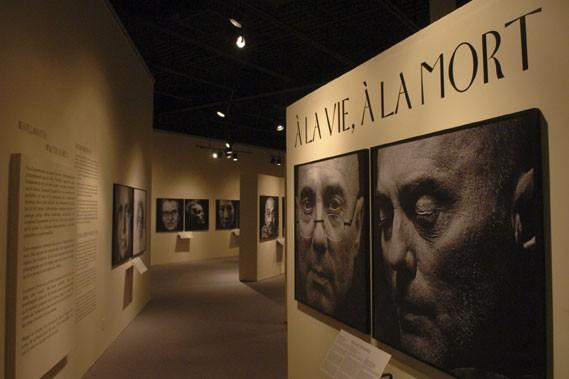 La bouleversante exposition À la vie, à la... (Photo: Le Nouvelliste)