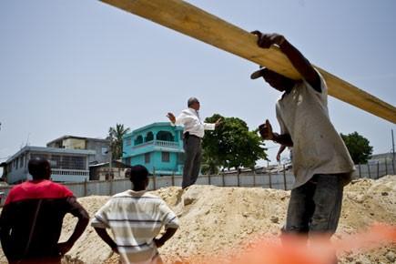 Depuis le séisme qui a fait plus de... (Photo: Martin Chamberland, La Presse)