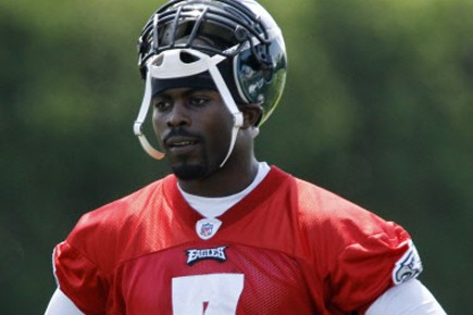 Michael Vick... (Photo: AP)
