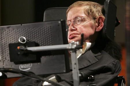 L'astrophysicien Stephen Hawking... (Photo: AP)