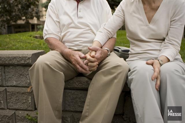 Très peu de personnes de 70 ans et... (Photothèque La Presse)
