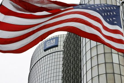 Siège social de General Motors.... (Photo: AP)