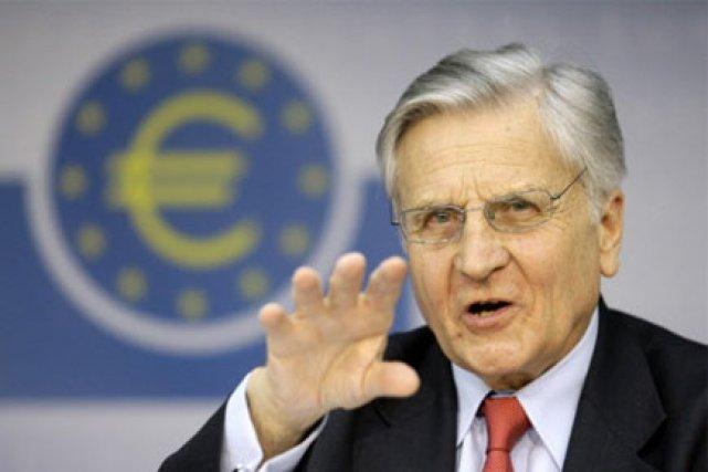 Le président de la Banque centrale européenne Jean-Claude... (Photo: Reuters)