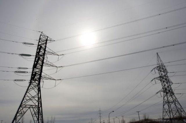 Même si Hydro-Québec a des surplus au moins... (Photo: Ivanoh Demers, La Presse)