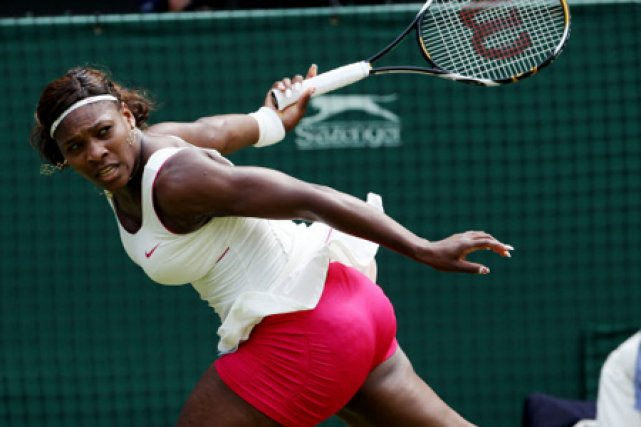 Serena Williams ne percerait pas le top 500... (Photo: AP)
