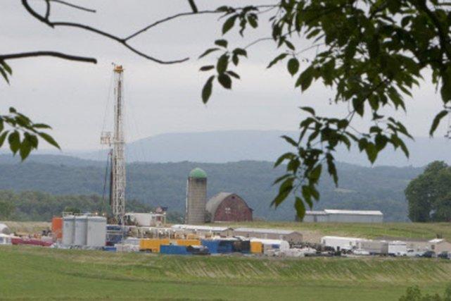 La mise en exploitation d'un projet de gaz... (Photo: Ivanoh Demers, La Presse)