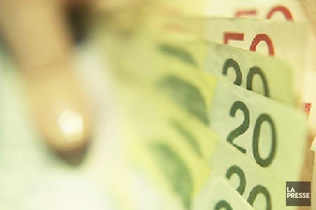 Les anticipations d'augmentations de budgets salariaux se situent... (Photo archives La Presse)