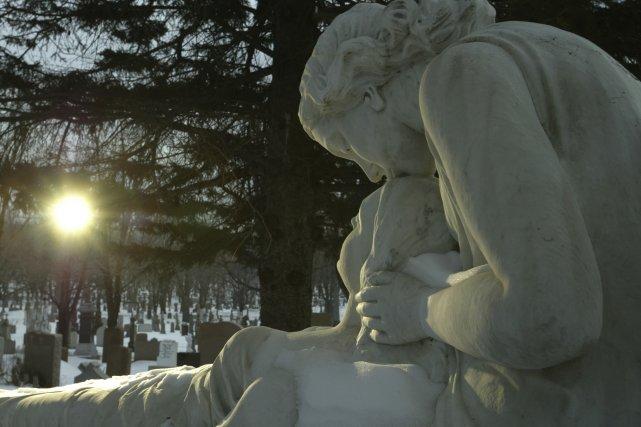 Une demande d'euthanasie peut ne pas être qu'un... (PHOTO: ANDRÉ TREMBLAY, ARCHIVES LA PRESSE)